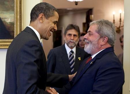 Lula & Obama